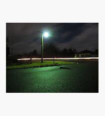 Tuesday Night Photographic Print
