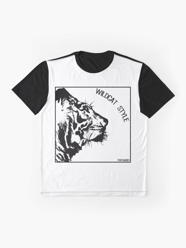 Alternate view of WILDCAT STYLE (b) Graphic T-Shirt