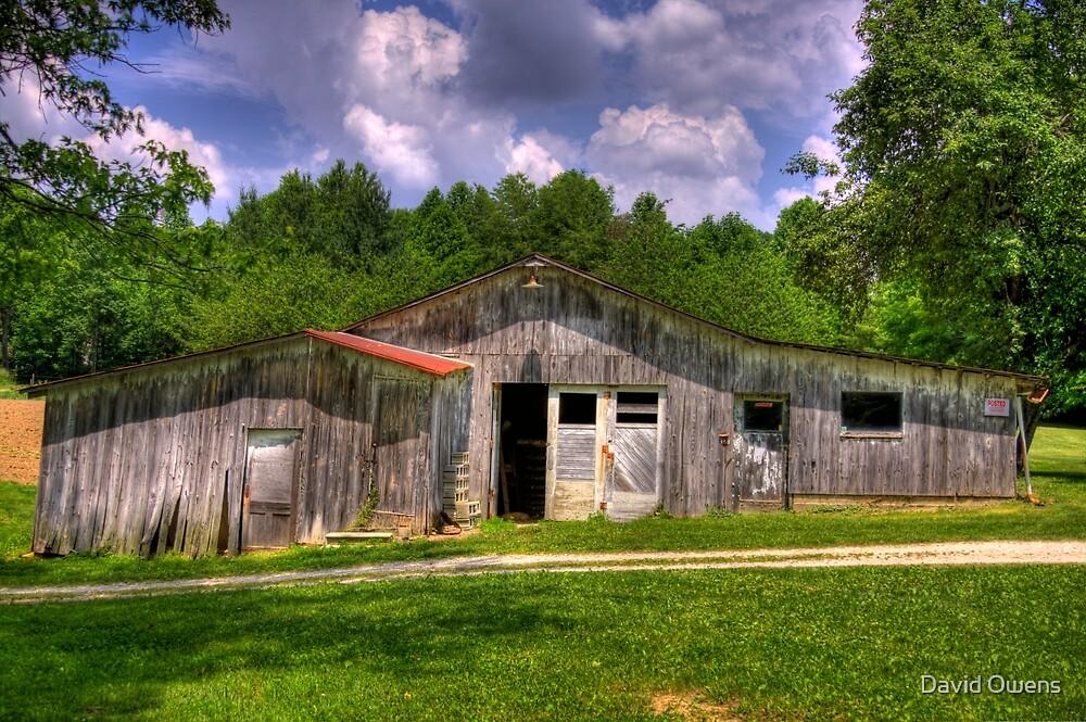 Woodshop of Memories by David Owens