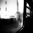 from the bus by Dorit Fuhg