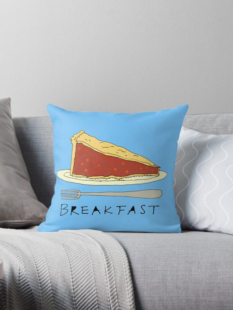 Pie for Breakfast by SusanSanford