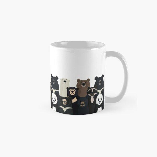 Bears of the world Classic Mug