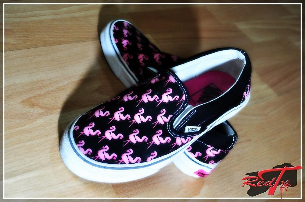 Kicks by redteodoro