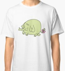E for Elephant Classic T-Shirt