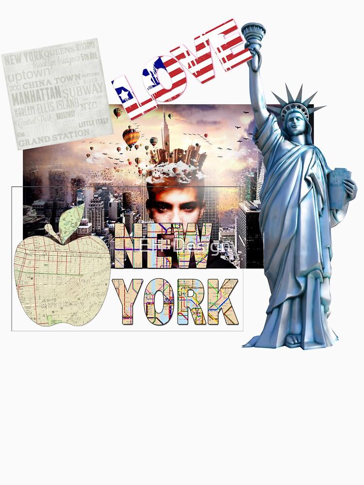 Love New York von EH-Design