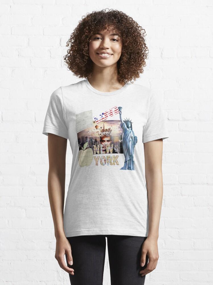 Alternative Ansicht von Love New York Essential T-Shirt