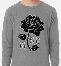 lil skies dark rose Lightweight Sweatshirt