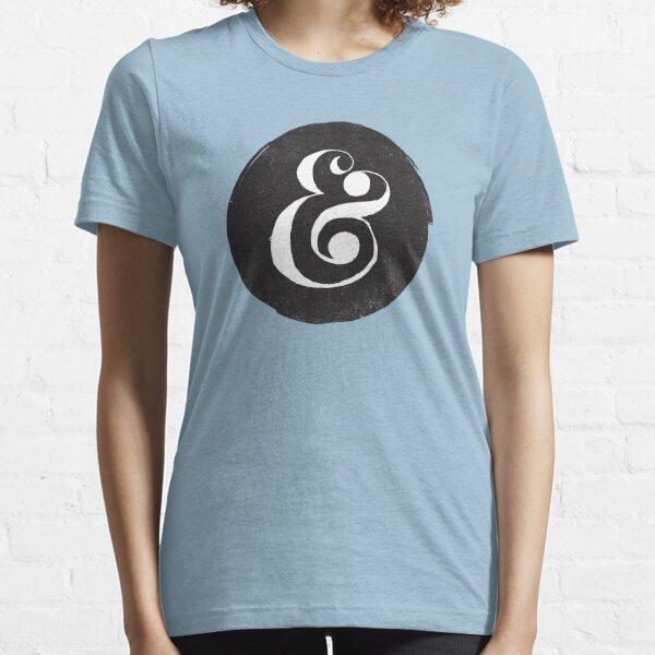 AMPERSAND Essential T-Shirt