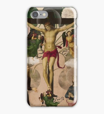 Saints Collection -- re-birth iPhone Case/Skin