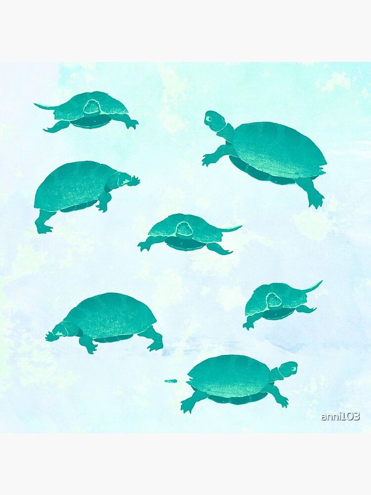 Song of the turtle- save our seas by anni103