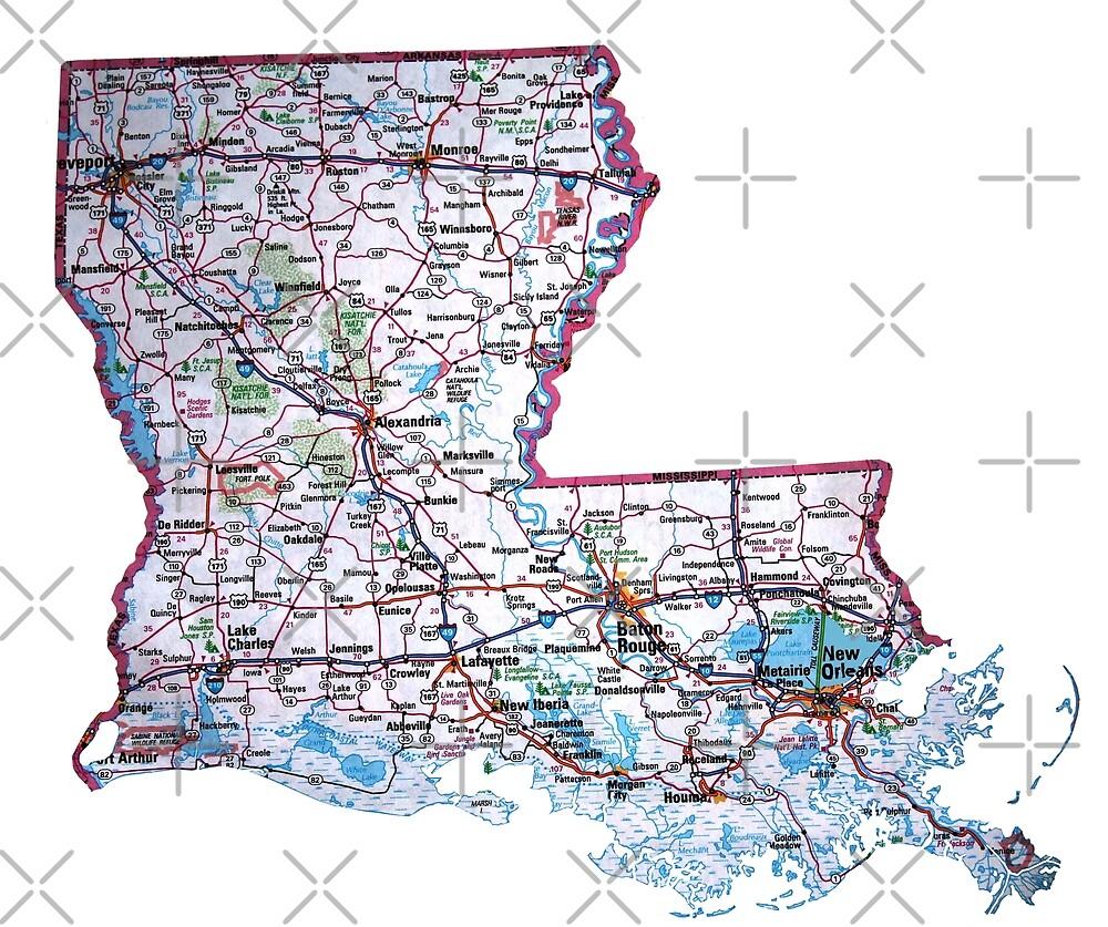 Louisiana Roadmap