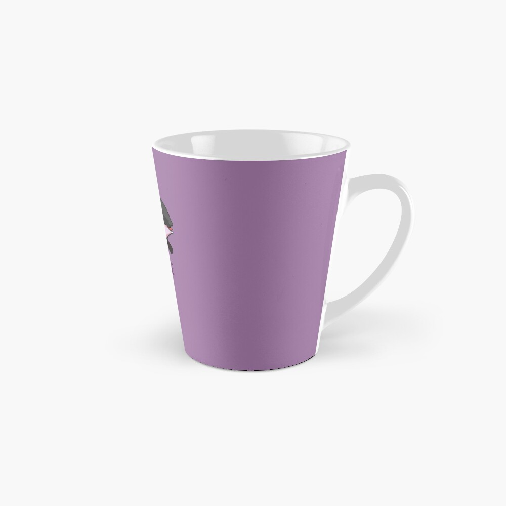Asexuwhale - with text Mugs