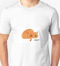 Cat treats Unisex T-Shirt