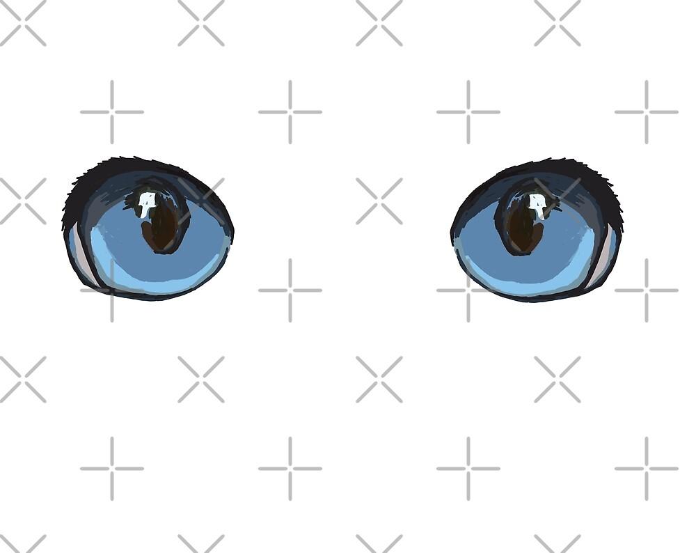 «Sus ojos salvajes» de Manitarka