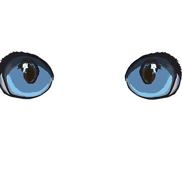 Sus ojos salvajes de Manitarka