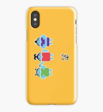 Droidarmy: Fruity Oaty Droids iPhone Case