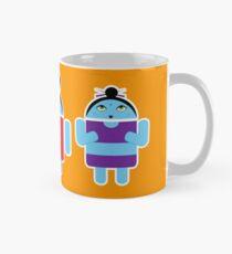 Droidarmy: Fruity Oaty Droids Mug
