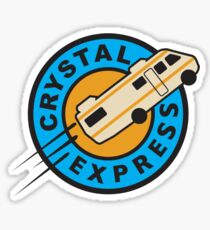 Crystal Express Sticker