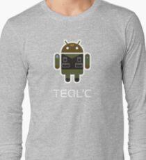 Droidarmy: Teal'c SG-1 Long Sleeve T-Shirt
