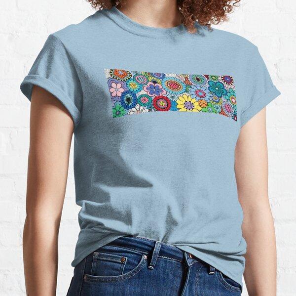 One Yellow Bloom Classic T-Shirt