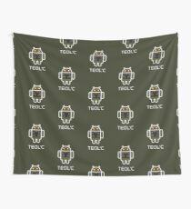 Droidarmy: Teal'c SG-1 Wall Tapestry