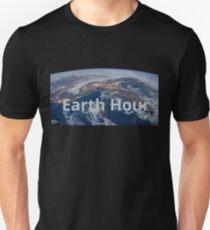 Earth Hour Slim Fit T-Shirt