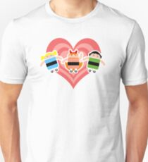 Droidarmy: The Powerpuff Droids Unisex T-Shirt