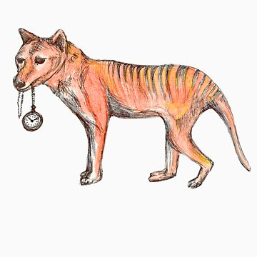 Tasmanian Tiger by DesignBakery