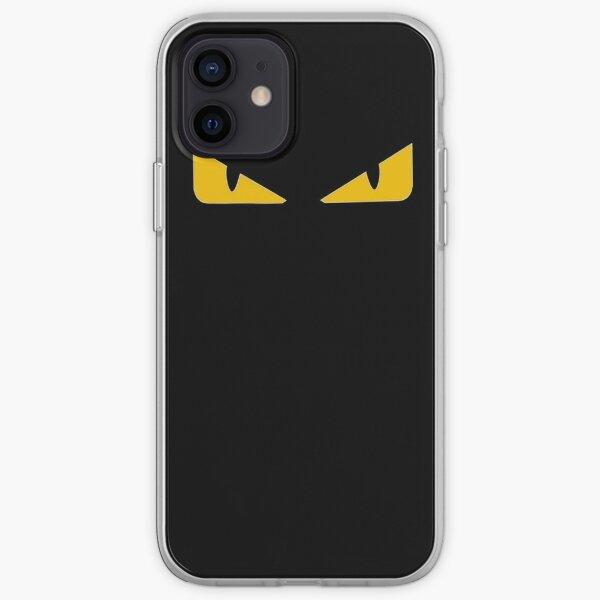 Fendi Eyes iPhone Soft Case
