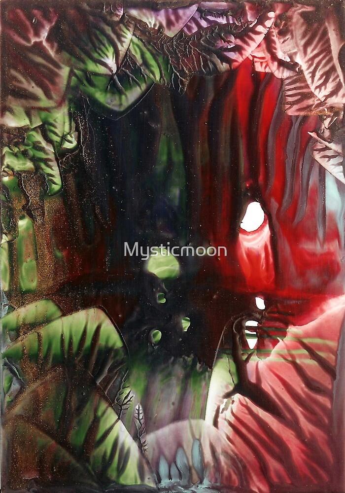 Card Art #008 by Mysticmoon