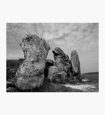 West Kennet Long Barrow #1 Photographic Print