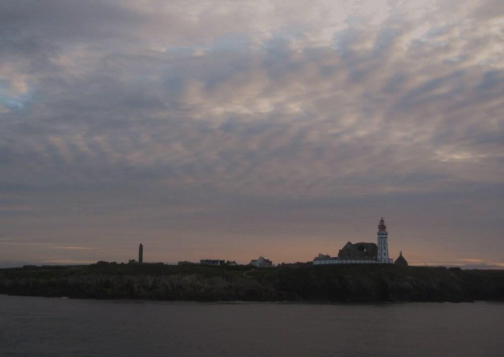 Lighthouse St-Mathieu by marens