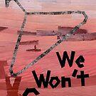 We Won't Go Back by Jennifer Frederick