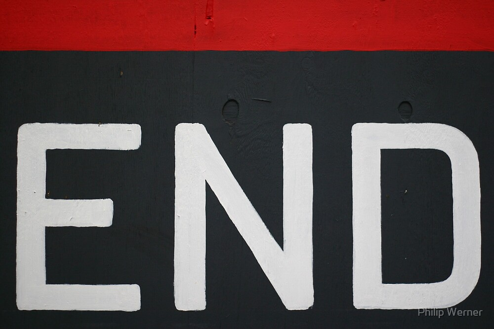 End by Philip Werner
