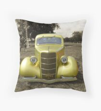 Back in those days... Throw Pillow