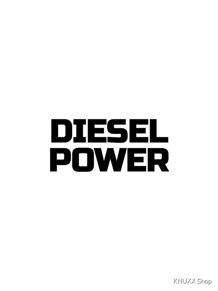 Diesel Power Diesels Roll Coal Roll Coal Trucker 4X4 Black by zot717