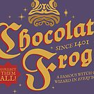Chocolate Frog by Mary Scarlett LaBerge