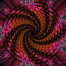 Spiraling Into The Abyss by Deborah  Benoit