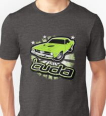 'CUDA erhaben Unisex T-Shirt