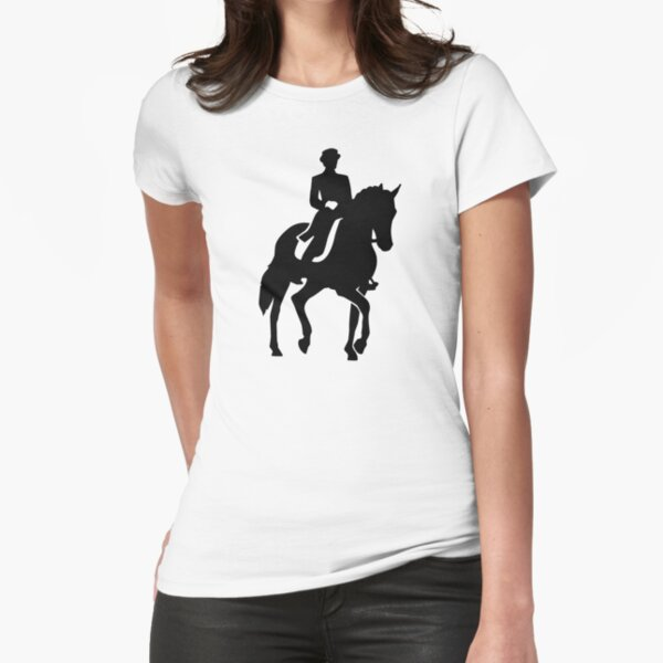 ADDICTED TO DRESSAGE Vinyl Decal Sticker C