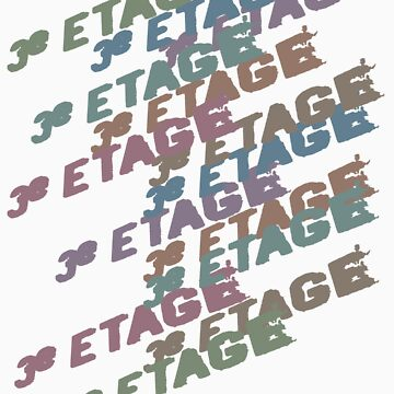 3e Etage • Soft Tones by MINGsign