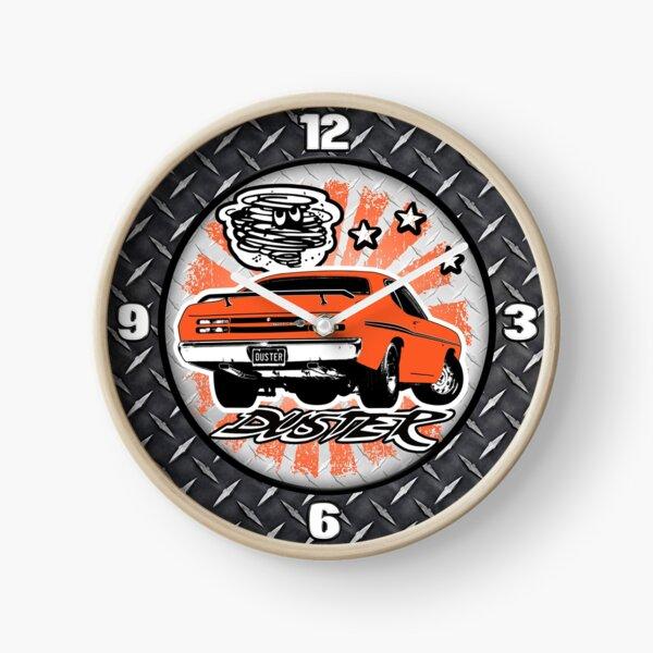 Duster Clock Clock