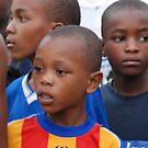The Boys from Kilimanjaro, Moshi, Tanzania by Adrian Paul