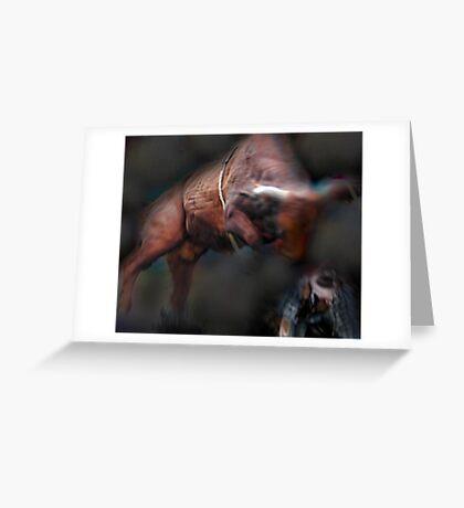 lex talionis Greeting Card