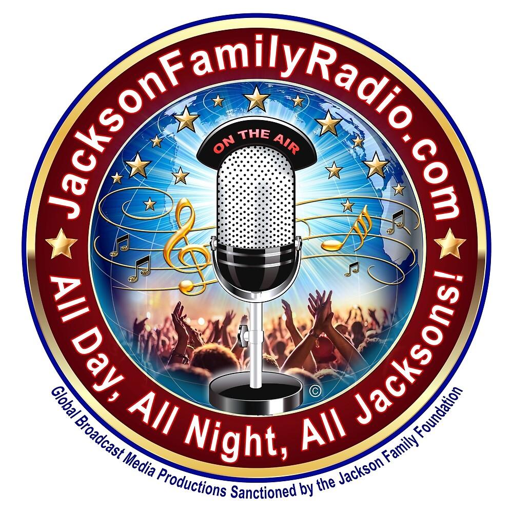 Jackson Family Radio Network by Donald Thornton