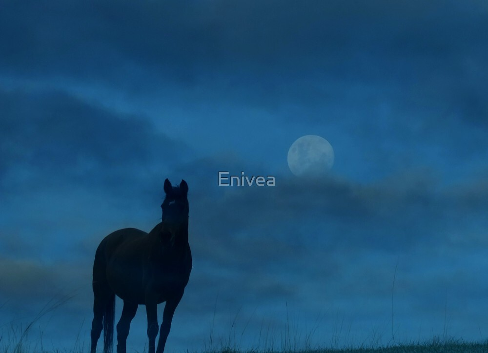 Moonlight becomes her by Enivea