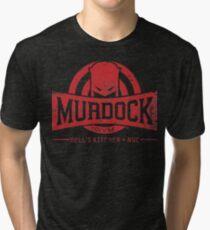 Murdock Gym (Vintage) Tri-blend T-Shirt