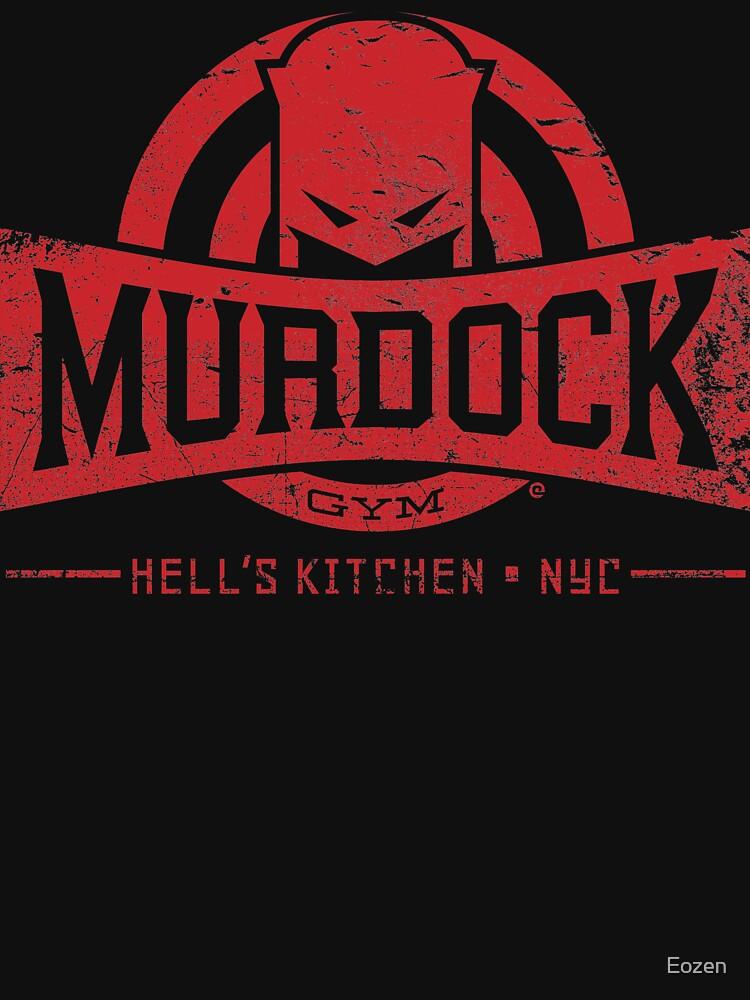 Murdock Gym (Vintage) | Unisex T-Shirt
