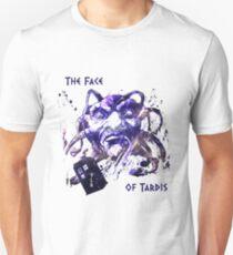 The Face Of Tardis T-Shirt