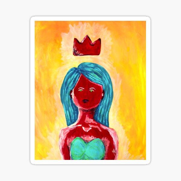 King of My Castle Sticker